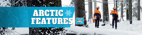 Arctic™ Features