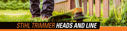 STIHL Trimmer Heads and Line