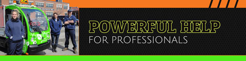 Powerful Help for Professionals