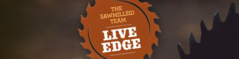The SawmillSid Team - LIVE EDGE
