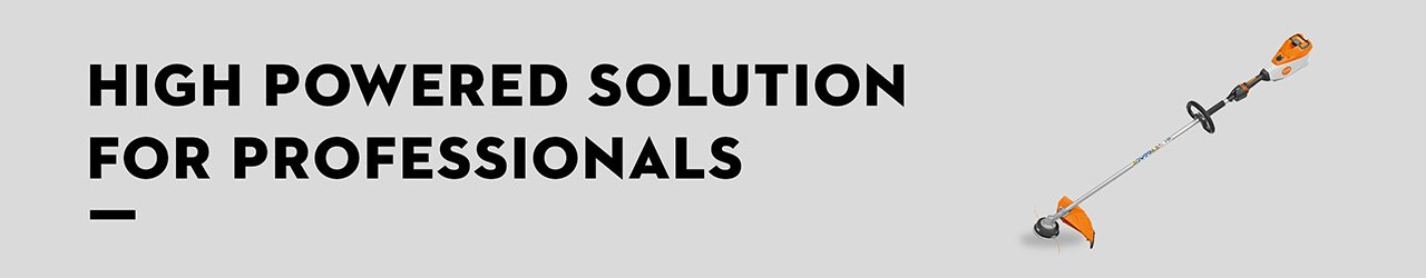 High Powered Solution For Professionals